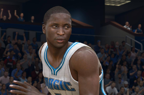 Victor Oladipo in NBA Live 15