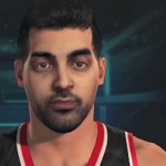 Ronnie 2K's Face Scan in NBA 2K15