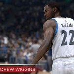 NBA Live 15: Andrew Wiggins (80 Overall)
