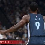 NBA Live 15: Tony Allen (On-Ball Defense: 95)