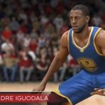 NBA Live 15: Andre Iguodala (On-Ball Defense: 92)