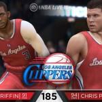 NBA Live 15: Chris Paul & Blake Griffin