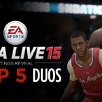 Top 5 Duos in NBA Live 15