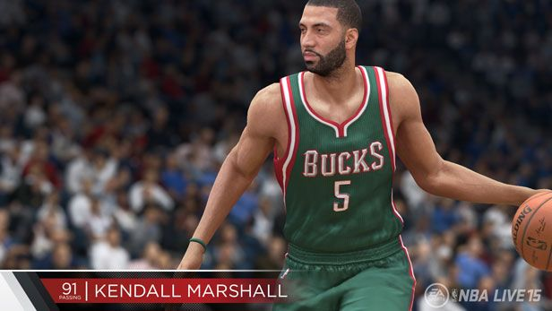 top 5 passers in nba live 15 revealed nlsc. Black Bedroom Furniture Sets. Home Design Ideas