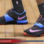 NBA Live 15: Kevin Durant (Guarded Shot: 96)