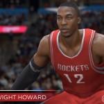 NBA Live 15: Dwight Howard (Blocking: 90)