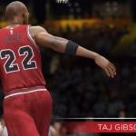 NBA Live 15: Taj Gibson (83 Overall)