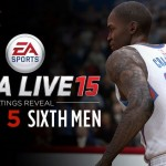 Top 5 Sixth Men in NBA Live 15