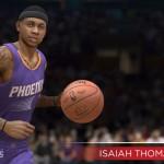 NBA Live 15: Isaiah Thomas (82 Overall)