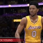 NBA Live 15: Nick Young (81 Overall)
