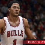 NBA Live 15: Derrick Rose (Speed: 96)
