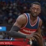 NBA Live 15: John Wall (Speed: 96)