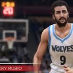 NBA Live 15: Ricky Rubio (Stealing: 96)