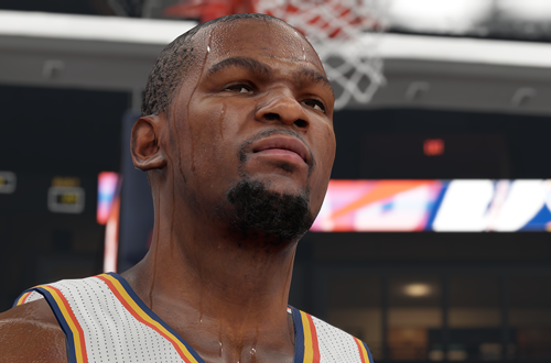Kevin Durant in NBA 2K15