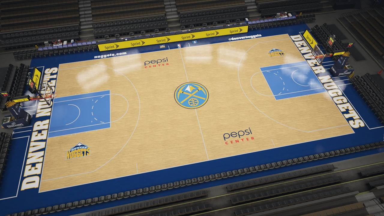 New Official Court Updates for NBA 2K15 | NLSC
