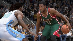 First Content Updates for NBA Live 15   NLSC Jabari Parker Nba 2k13