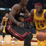 NBA Live 15: LeBron James