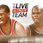 Bernard King & Jamal Mashburn in Live Ultimate Team