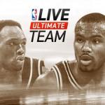 Mitch Richmond & Tim Hardaway in NBA Live 15's Ultimate Team