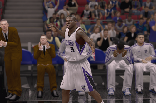 Vespasian92's Sacramento Kings Association in NBA 2K14
