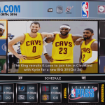Ultimate Base Roster V22 for NBA 2K14 PC