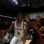 Kawhi Leonard in the 2012/2013 Roster for NBA Live 08