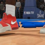 Shoes in NBA 2K15