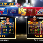 NBA Jam on Android 2014/2015 Roster Update