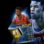 Jimmy Butler spotlighted in NBA Live 15's Ultimate Team