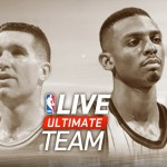 Chris Mullin & Anfernee Hardaway in NBA Live 15's Ultimate Team
