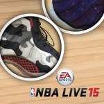 Shoes in NBA Live 15