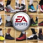 NBA Live 15 Shoe Update