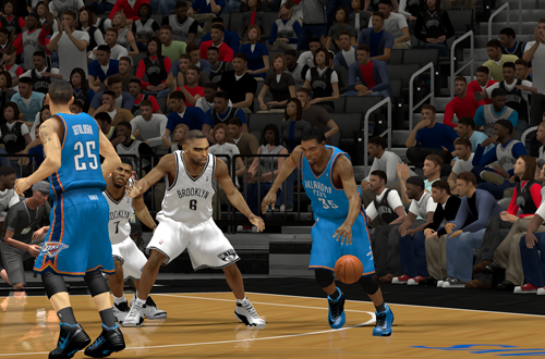 Kevin Durant in NBA 2K14