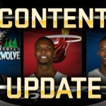 NBA Live 15 January 14th Roster Update