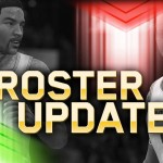 January 9th Roster Update for NBA Live 15