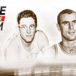 NBA Live 15 LIVE Ultimate Team Legends: George Mikan & Bob Pettit