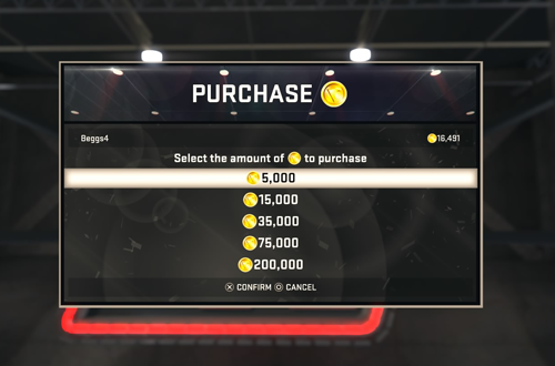 Purchasing Virtual Currency in NBA 2K15