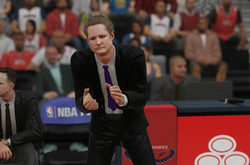 Steve Kerr in NBA 2K15