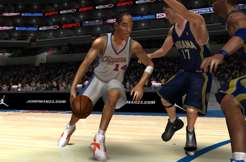 Shaun Livingston in NBA Live 08