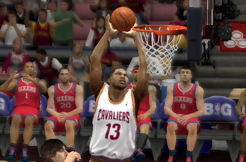 Tristan Thompson in NBA 2K13