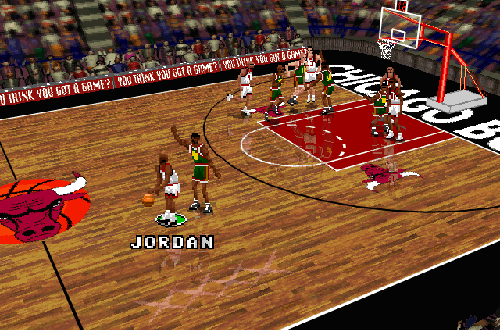 Definitive NBA Live 96 Preview