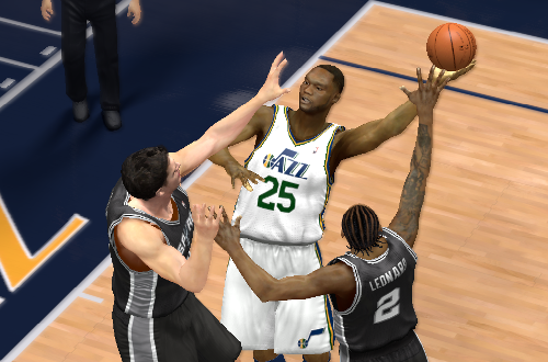 Al Jefferson - NBA 2K13