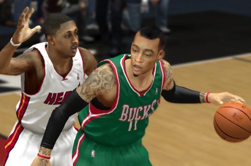 Monta Ellis - NBA 2k13