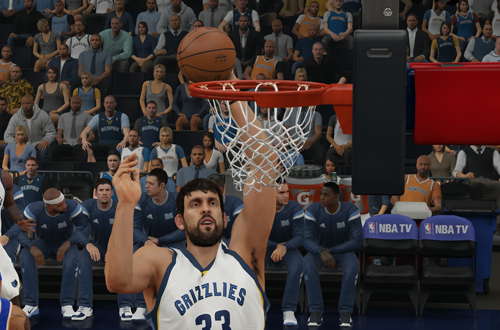 Marc Gasol in NBA 2K15