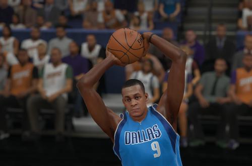 Rajon Rondo in NBA 2K15