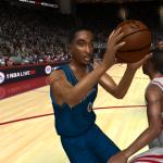 Gilbert Arenas in NBA Live 08