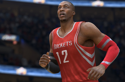 Dwight Howard in NBA Live 15