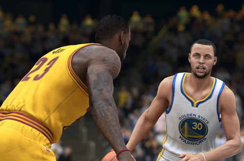 LeBron vs. Curry headlines the 2015 NBA Finals
