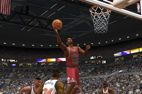 Jay Williams in NBA Live 2003