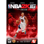 NBA 2K16 Cover Art